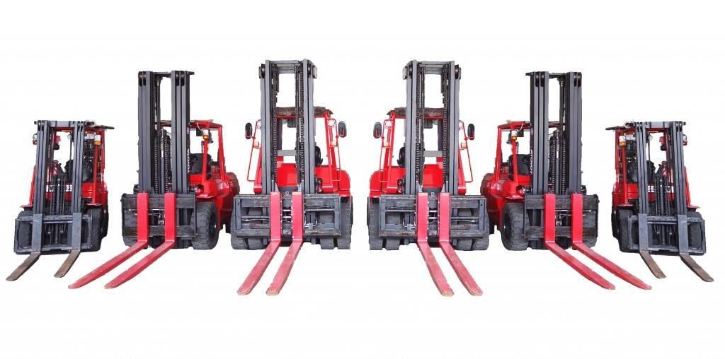 Forklift Rental Singapore