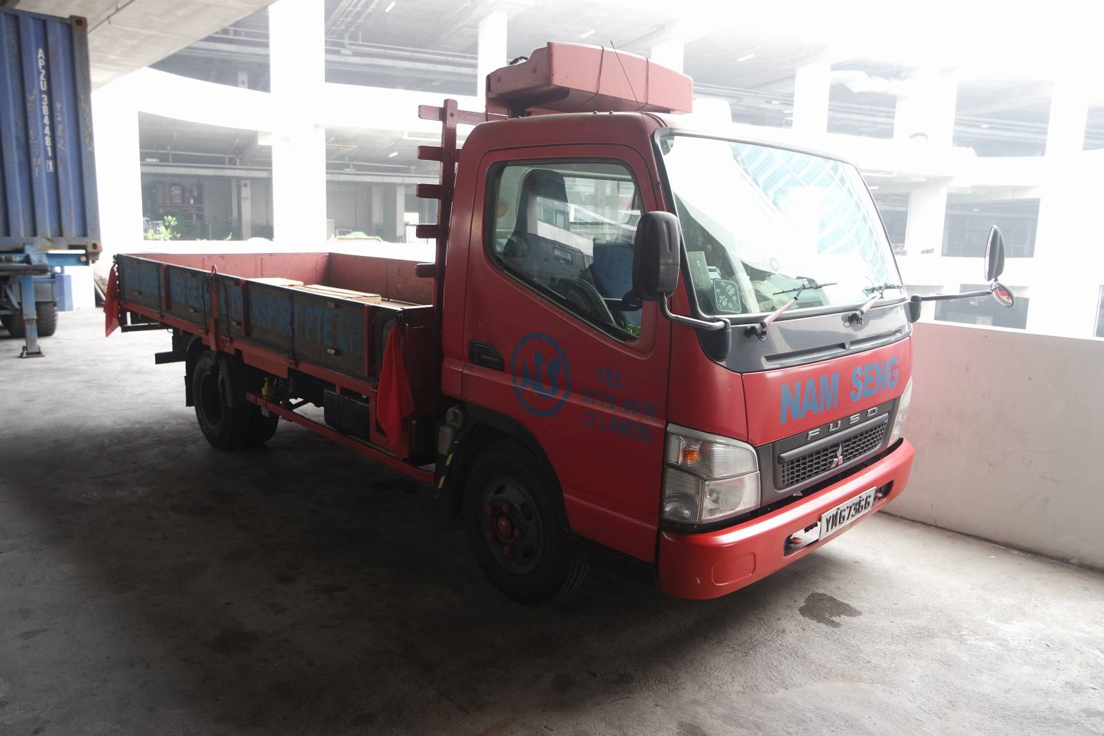 lorry truck rentals